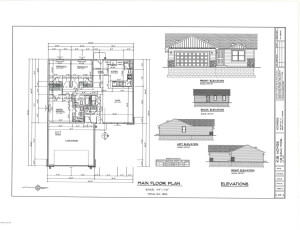 New Construction Floor Plan